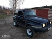 Шноркель Ssangyong Korando/Тагаз Tager (1993-2006, дизель/бензин 2.3 16V, 2.2 D/2.3 D /2.9 D/2.9 TD/3.2 24V) NEW-01
