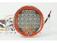 Фара светодиодная CH056 63W 21 диод по 3W