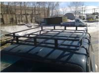 Багажник на Ниву Корзинка 6 опор длина 1,50м