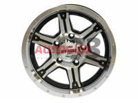 Диск колесный литой УАЗ серебристый 5x139,7 8xR16 d110 ET-20