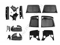Защитный комплект №1 без скотча Lada (ВАЗ) Largus фургон 2012-2019