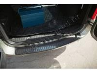 Накладка на задний бампер Lada (ВАЗ) Largus фургон 2012-2019