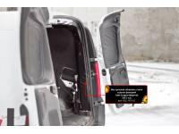 Внутренняя обшивка стоек задних фонарей без скотча Lada (ВАЗ) Largus фургон 2012-2019