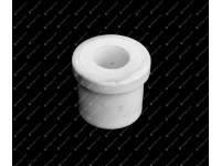 Втулка рессоры 3160 (ПВХ белый) (3160-00-2912028-00)