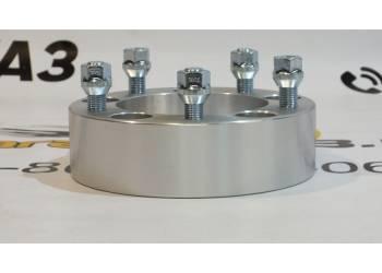 Расширитель колеи (ступичные проставки) УАЗ (5*139,7) 50 мм (дюраль)